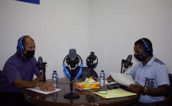 Entrevista Iha Radiu Metro FM